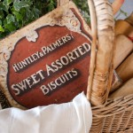 A Vintage Biscuit Tin and More Easter Pictures