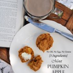 Moist, Delicious, Easy Pumpkin Apple Muffins