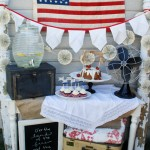 GIVEAWAY! Vintage 4th of July Party Decor!