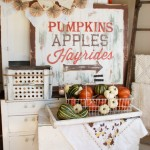 Autumn Sign {Tutorial}