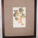 Tutorial: Pottery Barn Burlap Table Runner with Perfect Edges