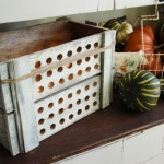 Rustic Crate Inspired Autumn Luminary Tutorial