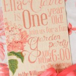 Linen Fabric Invitation Printing {Tutorial} and a Few Answers to Questions