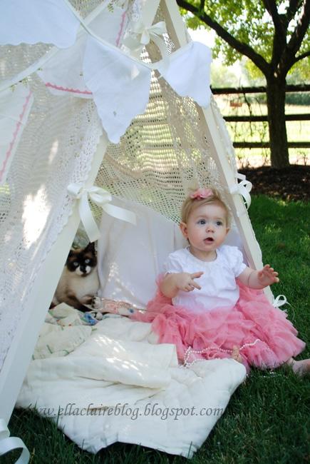 My Sweet Ellas 1st Birthday Ella Claire