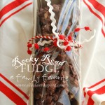 Rocky Road Fudge~ A Family Favorite