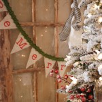 Peace, Hope, and a Gorgeous Burlap Banner