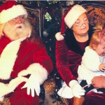 Merry Christmas! and Santa Scares Ella