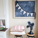 XOXOXO Burlap Banner from Simply Burlap