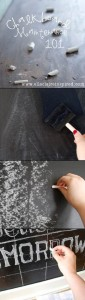 Chalkboard Maintenance 101: Tips to Maintain and Care for Your Chalkboard!