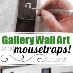 DIY Gallery Wall Art {Tutorial}