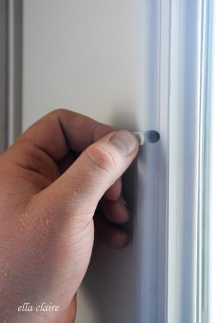 Quick Easy Diy Fix For A Badly Broken Exterior Door