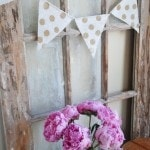 Adorable Burlap Banners from Simply Burlap