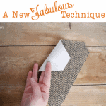 Halloween Burlap Banner Tutorial~ A NEW Technique and a BIG Announcement!!