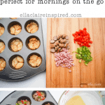 Delicious Omelet and Potato Breakfast Bites with Farmland Pre Cooked Meats