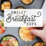 Delicious Omelet and Potato Breakfast Bites