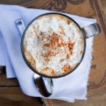 Low Calorie Decadent Pumpkin Chai
