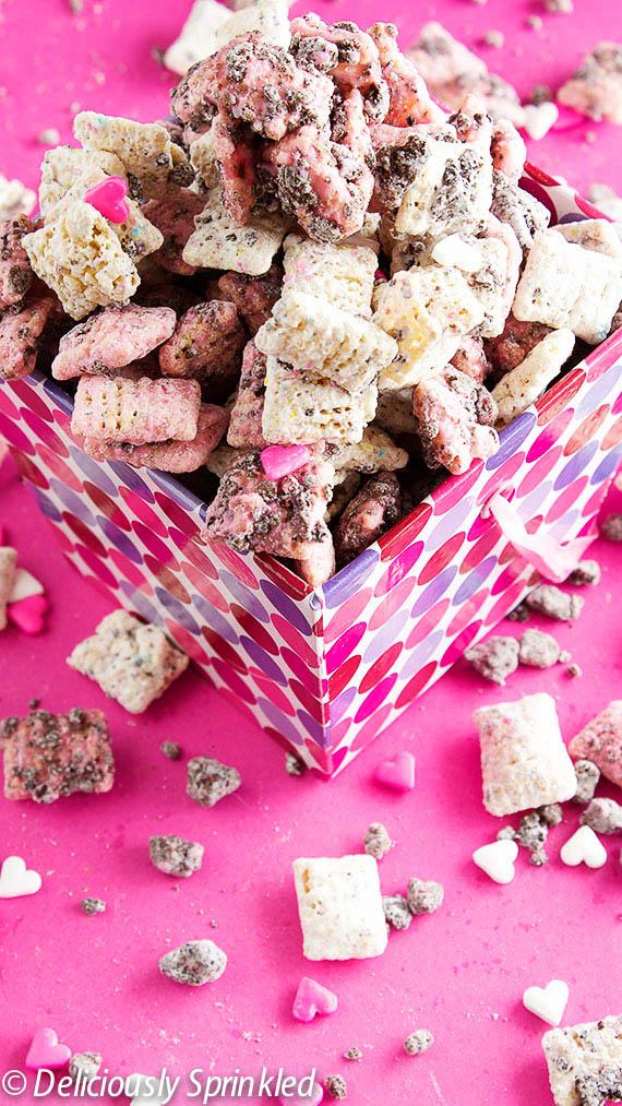 Chocolate Raspberry & Cream Muddie Buddies (8 of 9)