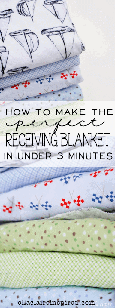 Play time receiving blanket