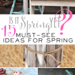 Inspiration Exchange Link Party Features! Spring!