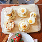 Easy Oven Egg Sandwiches