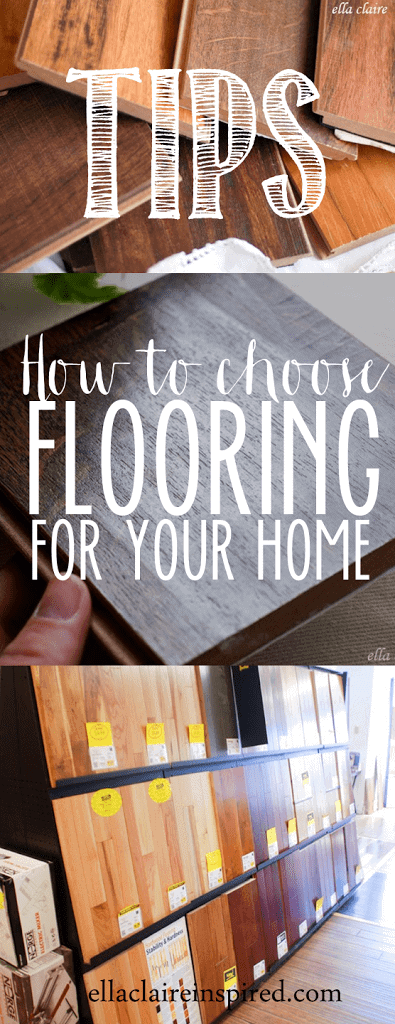 Tips how to choose flooring for your home ella claire for How to choose flooring for your home