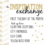 The Inspiration Exchange ~MONTHLY~ Link-up!