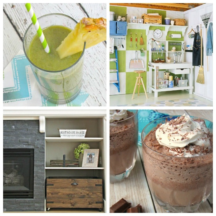 The August Inspiration Exchange Link Party - Come and share your ideas!