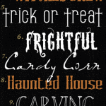 Free Fonts for Fall | Perfect for Autumn Projects