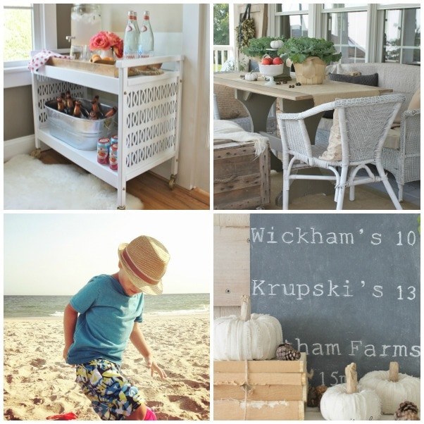 City Farmhouse Linky Party Features