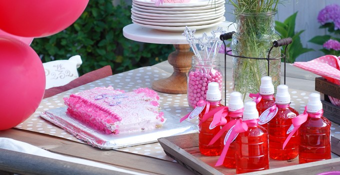 Adorable Princess Party with Free Printables!