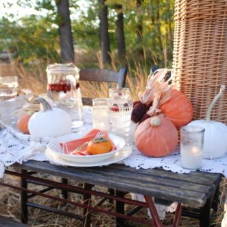 Autumn Tablescape | More Inspiration