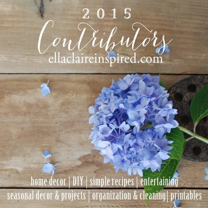 2015 Creative Team Ella Claire