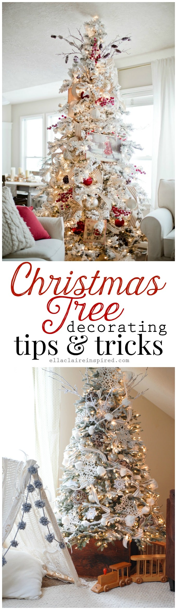the best tips and tricks to create a gorgeous christmas tree for your home this holiday - Christmas Decorating Tips