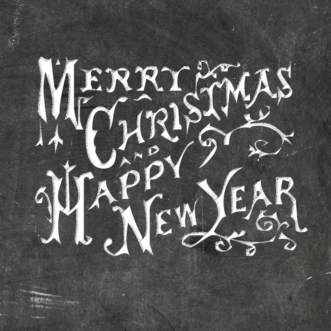 6 Free Christmas Chalkboard Printables | My Gift to You