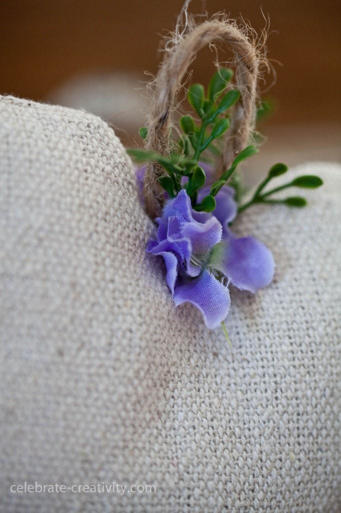 lavender heart sachet9