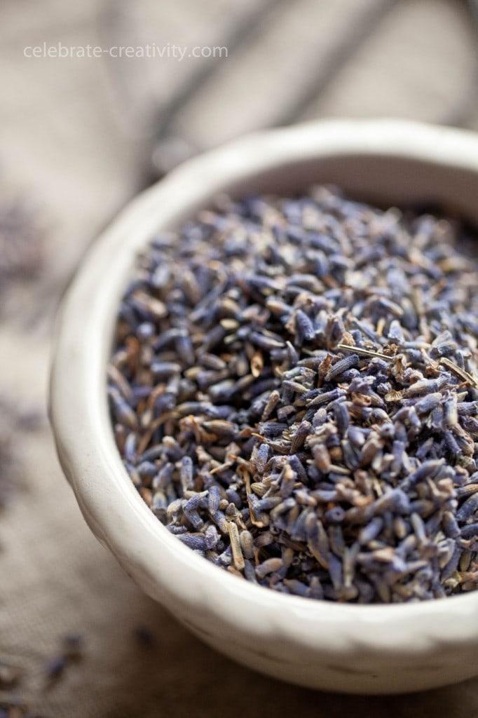 lavender sachet herb