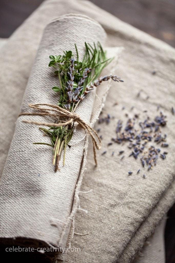 lavender sachet4