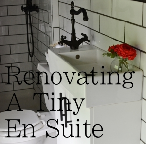 Renovating A Tiny En Suite