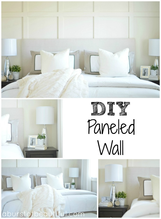 DIY Paneled Wall_Pinterest_REV