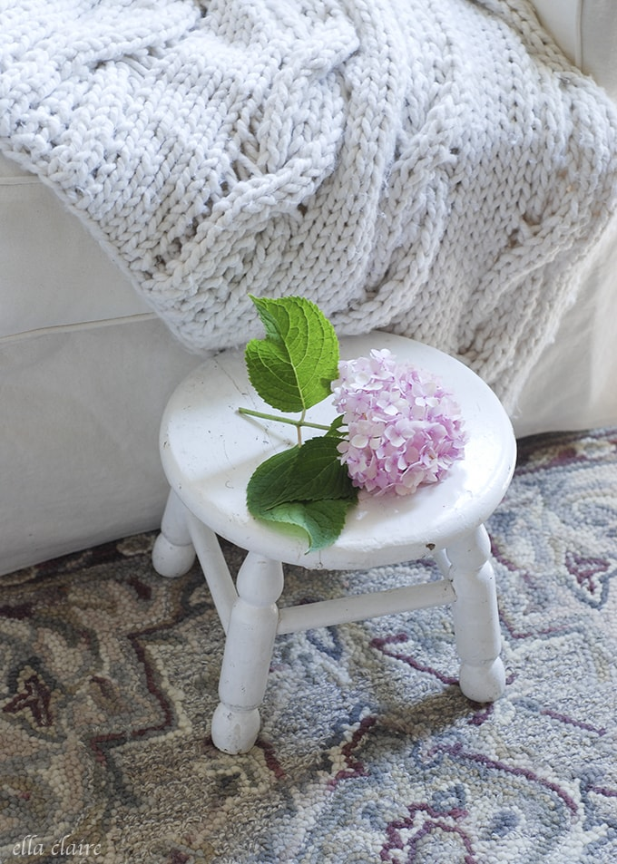 hydrangea, Living Room Decor