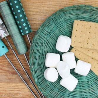 DIY Hot Dog / Marshmallow Roasting Sticks