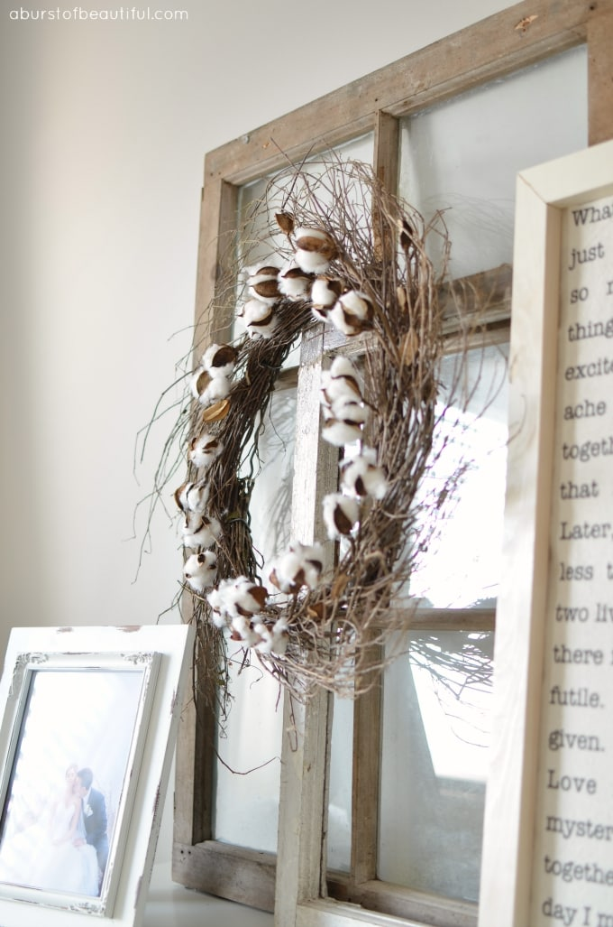 DIY Cotton Wreath_2