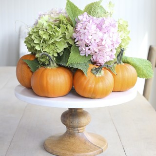Easy DIY Fall Centerpiece