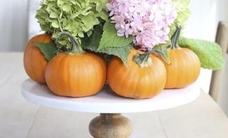 Easy DIY Fall Centerpiece