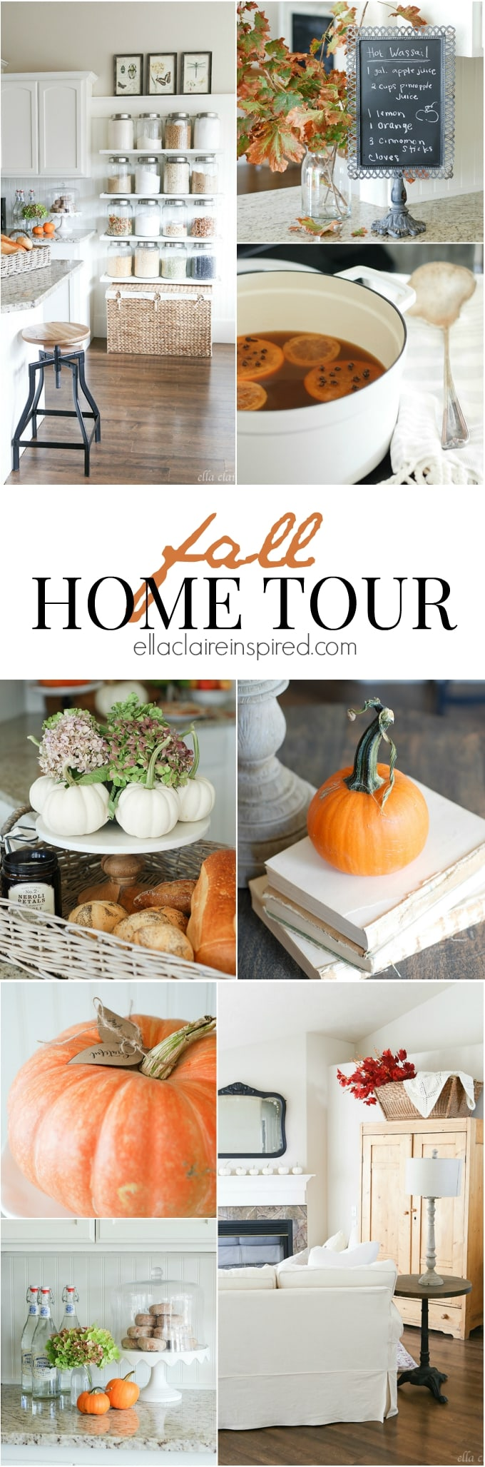 Fall Home Tour with Vintage Charm