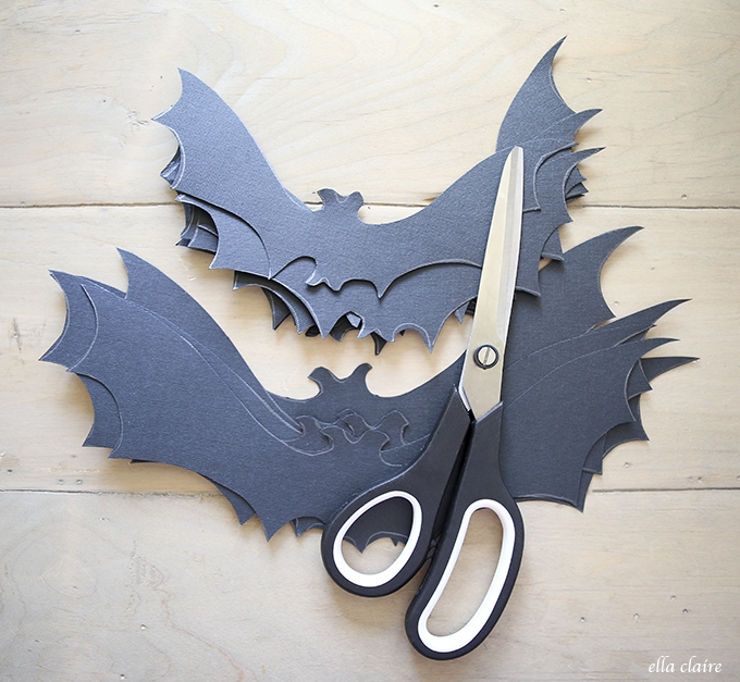 Free bat stencil, download free clip art, free clip art on clipart.