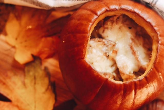 Swiss Pumpkin