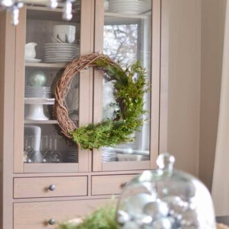 Fresh Evergreen Wreath Tutorial