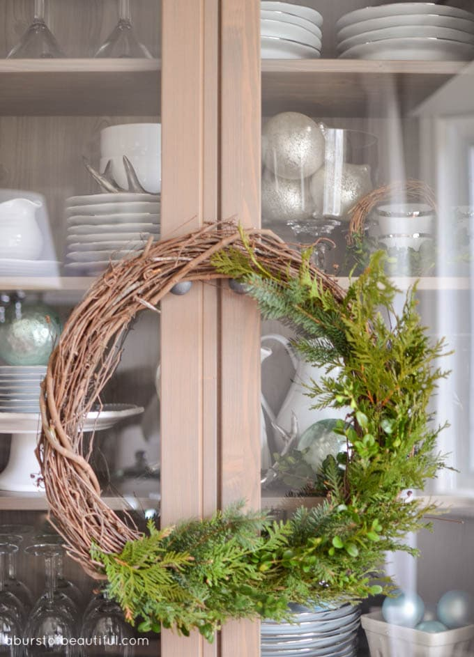 Fresh Evergreen Wreath7