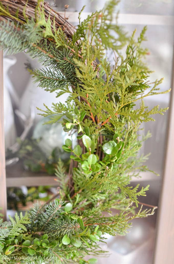 Fresh Evergreen Wreath9